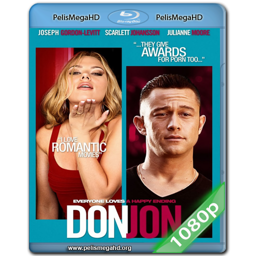 DON JON (2013) 1080p BLURAY X264 ESPAÑOL LATINO – INGLES DTS