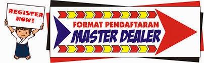 Registrasi Online Master Dealer Istana Reload