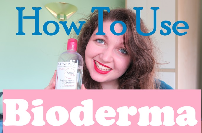 how to use bioderma micellar water liquid grain liquidgrain