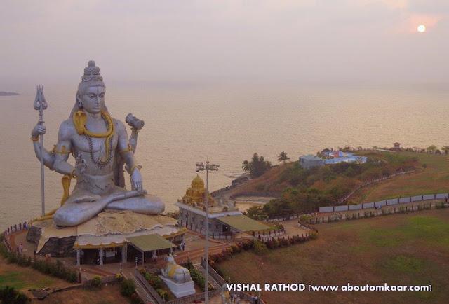 Murudeshwar  Lord Shiva Statue