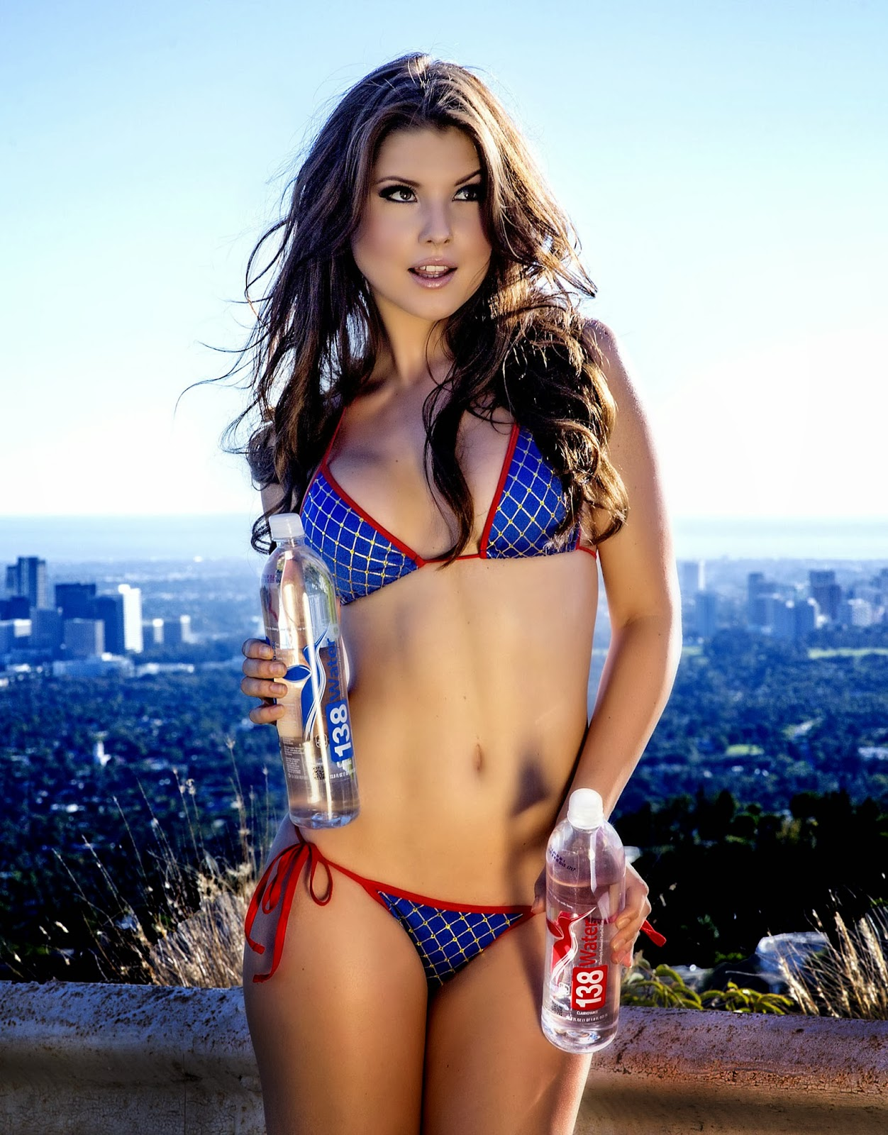 Amanda Cerny Bikini Pictures Are Wickedly Hot - Magazine ...