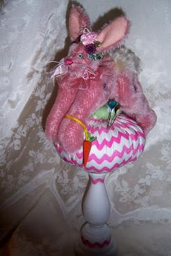 bunny pinkeep