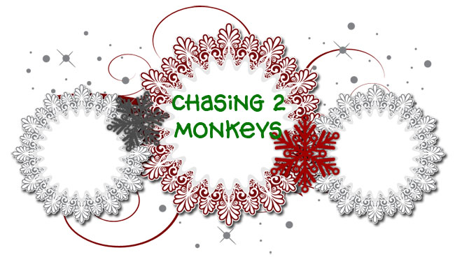Chasing 2 Monkeys