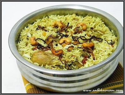 Chicken biryani kerala muslim style - photo#11