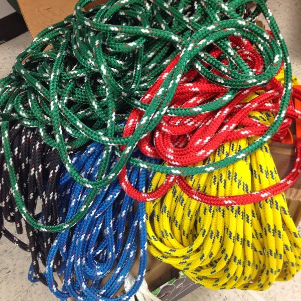 York River Traders Mariner Rope Belts
