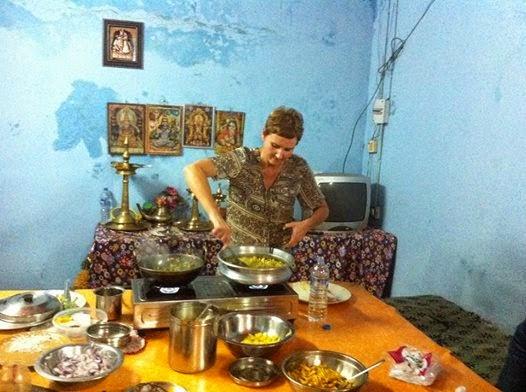 voyager seule en Inde du sud
