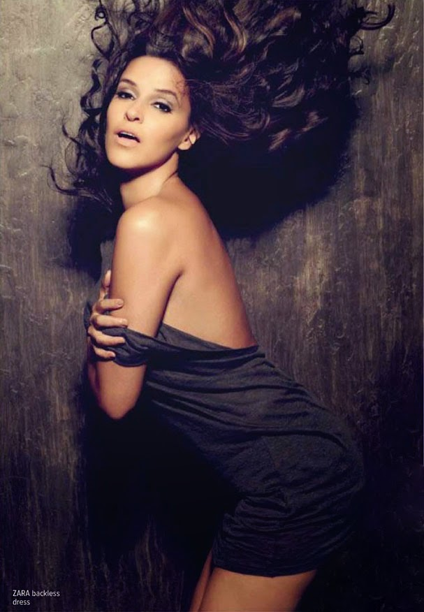 neha-dhupia-bending-forward