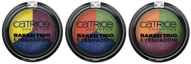 Catrice Carnival of Colours Limited Edition Eye Shadow