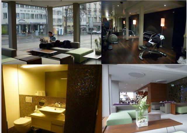 Hotel D Basel , Basilea Hotel de negocios