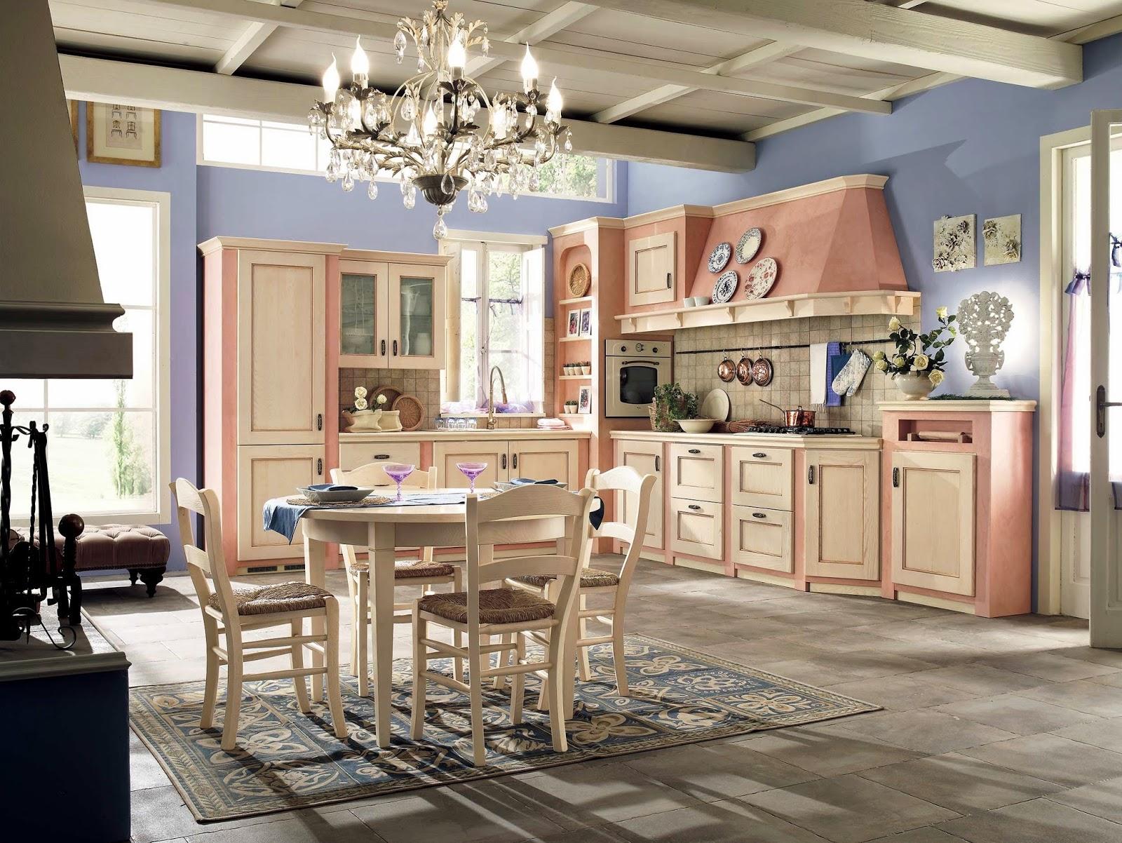 Cucine Classiche: Cucina Certosa Di Stosa #856C46 1600 1202 Immagini Di Cucine Toscane