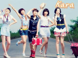 Kara Wallpaper all personel 1