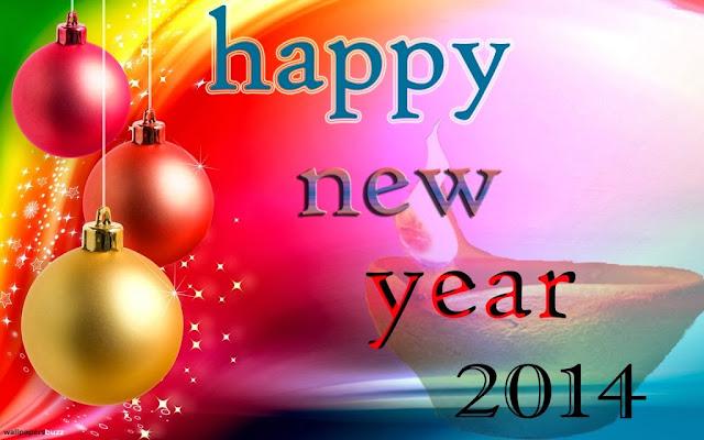 neues Jahr 2014