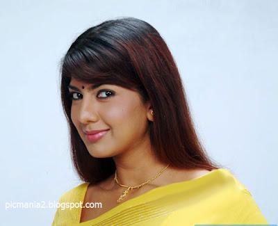 south indian item girl telugu tamil actress swarnamalya sexy hot bikini pic  image gallery
