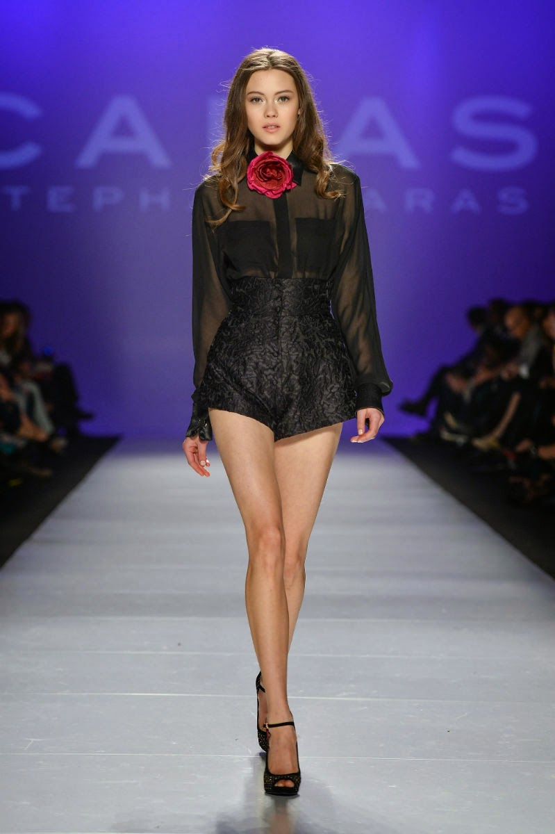 World-MasterCard-Fashion-Week, Toronto-Runway, Stephen-Caras, Fall-Winter-2014