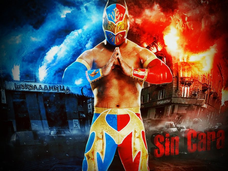 sin cara and kalisto wallpapers