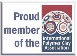 Proud Member of the International Polymer Clay Guild