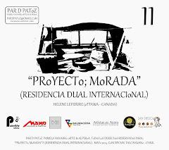 """""""PRoYECTo; MoRADA II"""" MAYo 2014."""