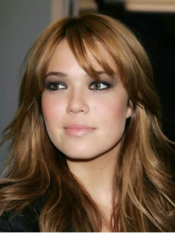 Mandy Moore Red Hair Colour Images Gallery O Wallpaper