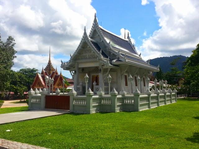 Wat Kathu in Phuket Thailand