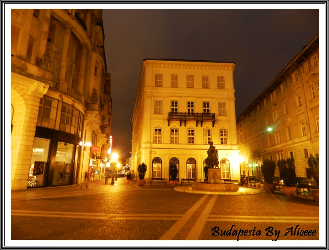 Ungaria-Budapesta-centru-istoric-noaptea
