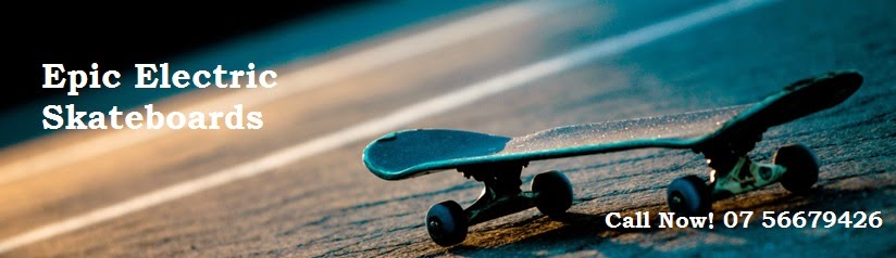 Epic Electric Skateboards