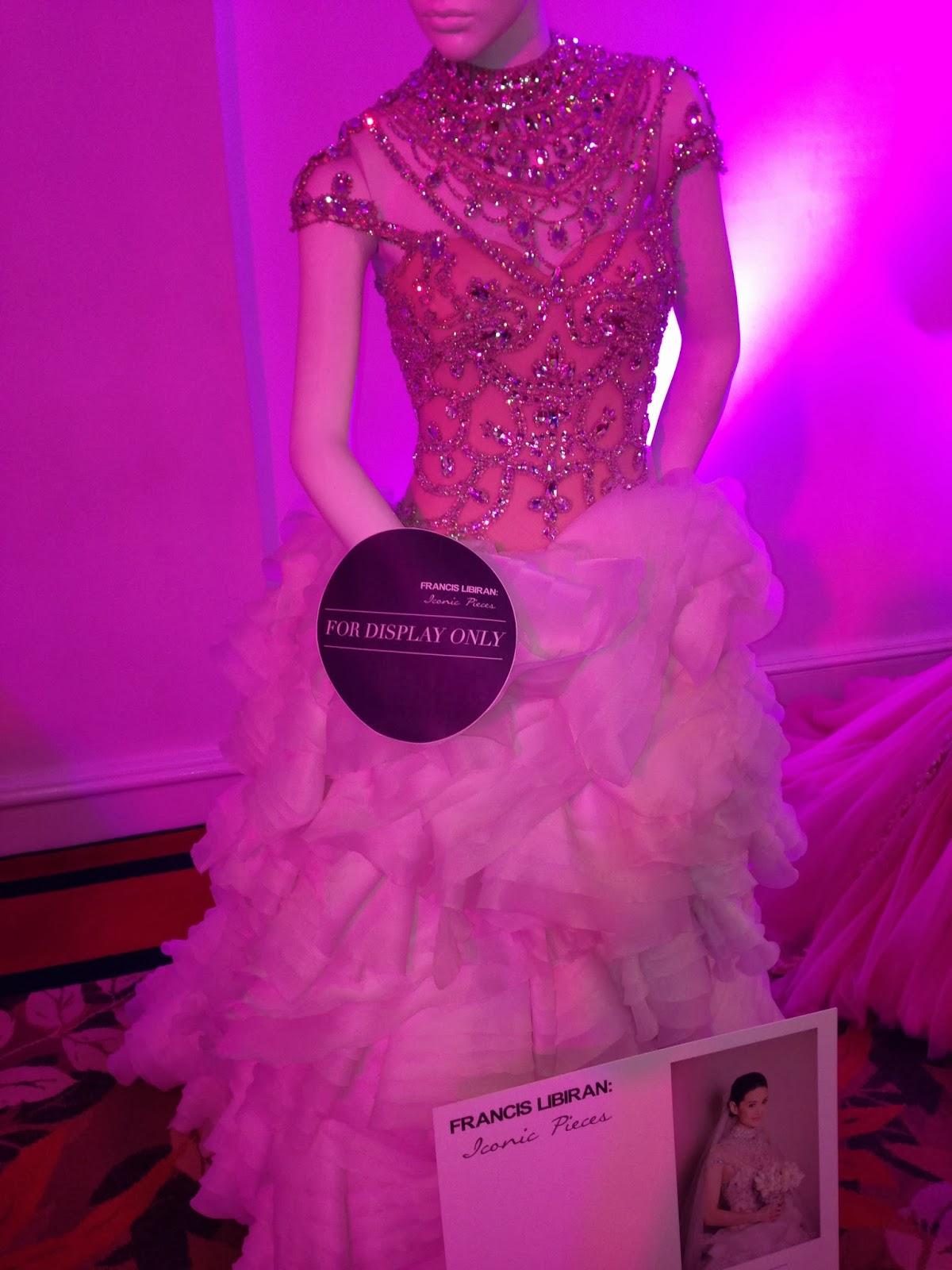 Maricar Reyes Wedding Gown – fashion dresses