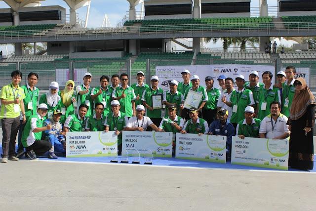 Proton Green Mobility Challenge 2012 (PGMC)