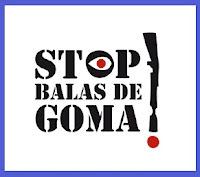 Stop balas de goma!