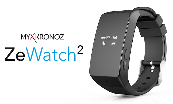 SMARTWATCH MYKRONOZ ZEWATCH2