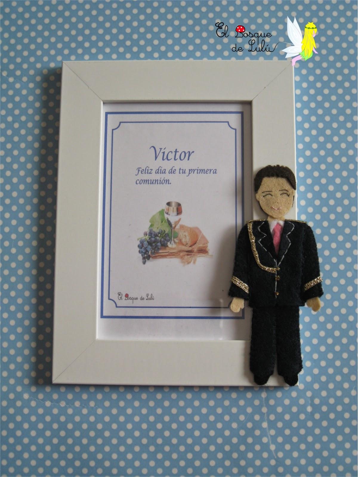 marco-fotos-comunión-regalo-personalizado-fieltro-detalle-invitados