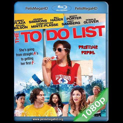 LA LISTA DE LOS PENDIENTES (2013) FULL 1080P HD MKV ESPAÑOL LATINO