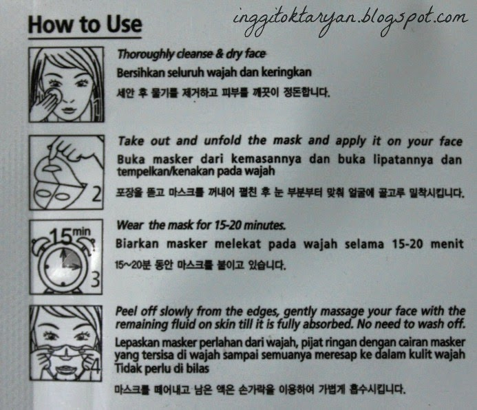 REVIEW Nuface Facial Mask Anti Acne