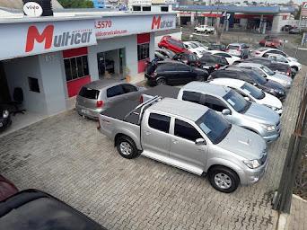 MULTICAR: Rua Paraná, nº 813 - Bairro dos Estados - Guarapuava - PR. (42) 3304-5570