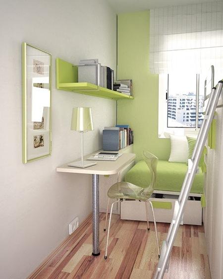 Home Design Ideas For Small Spaces: Como Decorar Habitaciones Pequeñas Para Jóvenes
