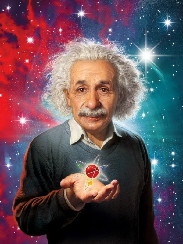 ابحث عن انشتاين الذي بداخلك