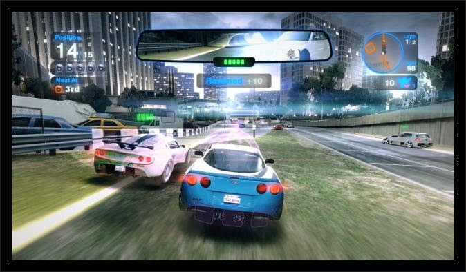 Blur Pc Game Free Screen 1