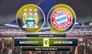 Prediksi Man.City vs Bayern Munchen