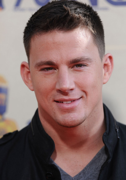 Channing Tatum Hairstyles ~ Brand New Hair Styles Curly Cut Latest ...