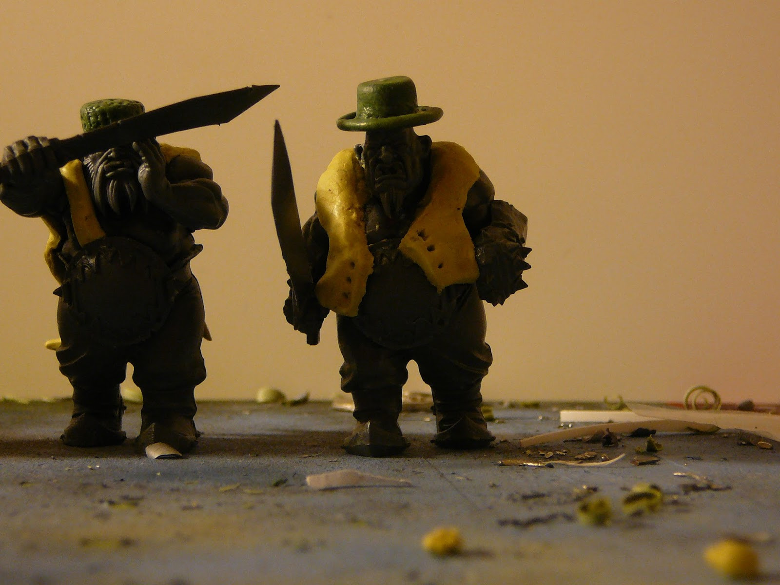 ogre - [OGRE] - Vampirekhaine's ogres (PIC HEAVY) P1050154