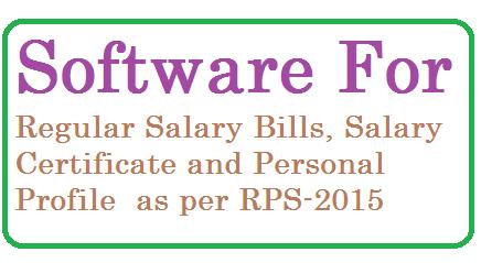 HIGH SCHOOL REGULAR SALARY BILL (AS PER RPS-2015).xlsx regular-salary-bills-software-download-teachers