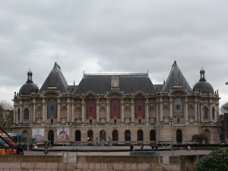 Fine arts museum in Lille, France