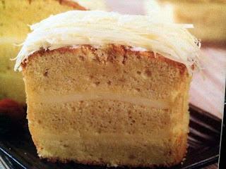 Cake Kentang Lapis Keju