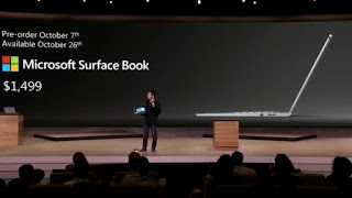 Η παρουσίαση του Surface Book