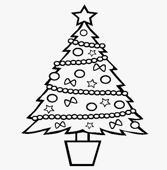 Tarjetas de navidad Dibujos de navidad para colorear