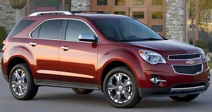 Graff Chevy >> Hank Graff Chevrolet - Bay City: 2014 Chevrolet Equinox Review