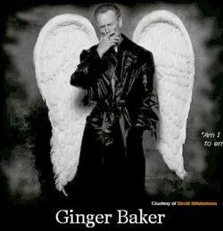 Concierto de Ginger Baker en Bilbao en diciembre
