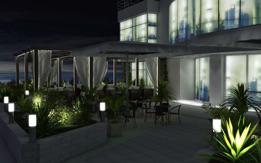 Bar garden 3D - 6