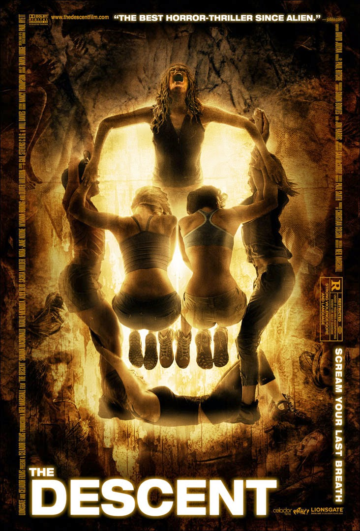 Hang Quỷ - The Descent (2006) Poster