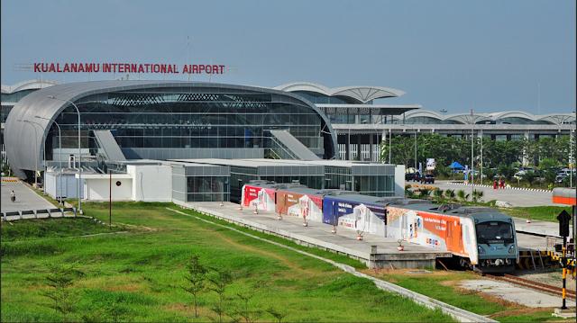 Bandara Internasional Kuala Namu