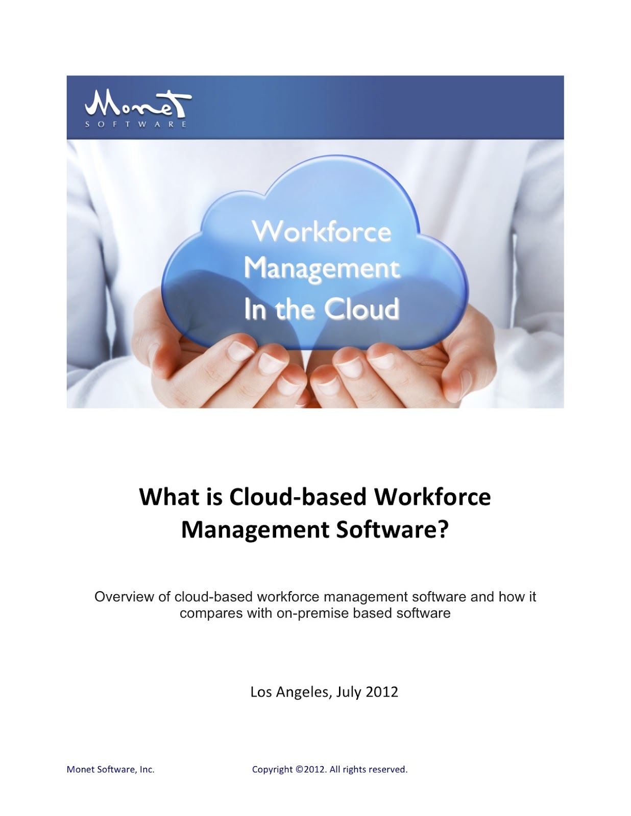 workforce management in the cloud whitepaper